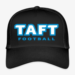 4769739 124019410 TAFT Football orig - Trucker Cap