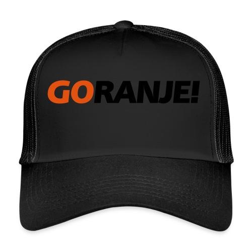 Go Ranje - Goranje - 2 kleuren - Trucker Cap