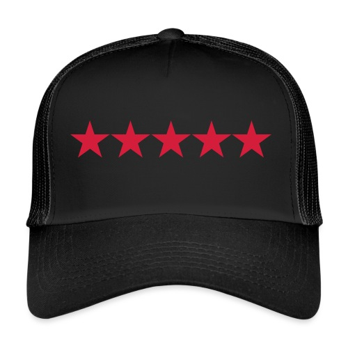 Rating stars - Trucker Cap
