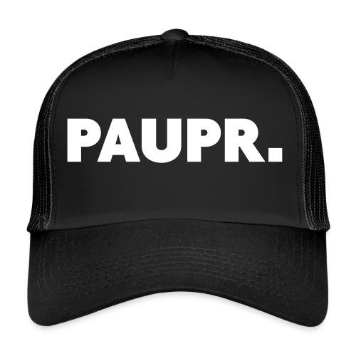 PAUPR. - Trucker Cap