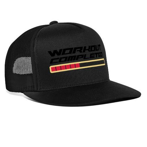 Workout Komplett - Trucker Cap