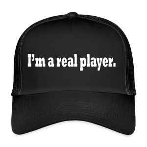 PLAYER - Trucker Cap
