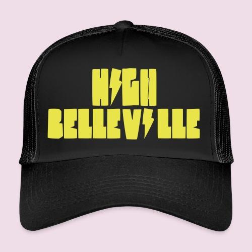 HIGH BELLEVILLE - Trucker Cap