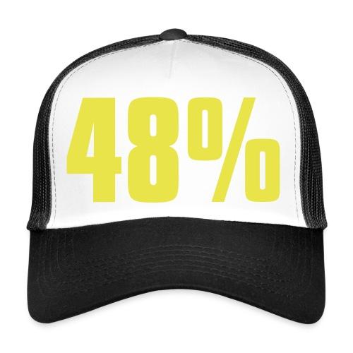 48% - Trucker Cap