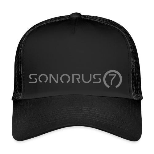 Sonorus7 Logo - Trucker Cap