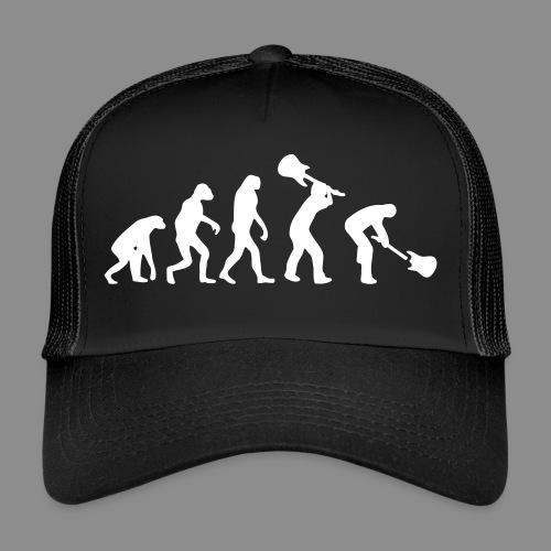 Evolution Rock - Gorra de camionero