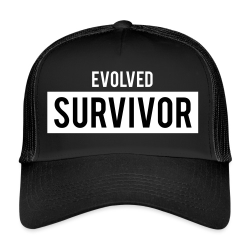 Evolved Survivor - Trucker Cap