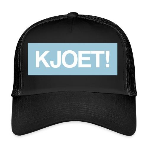 Kjoet - Trucker Cap