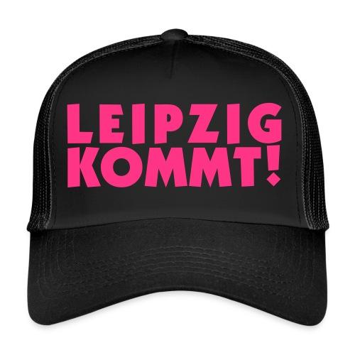 leipzigkommt leipziger leipzig - Trucker Cap