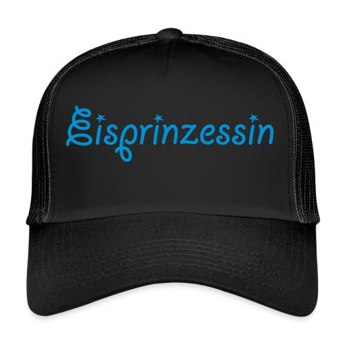 Eisprinzessin, Ski Shirt, T-Shirt für Apres Ski - Trucker Cap