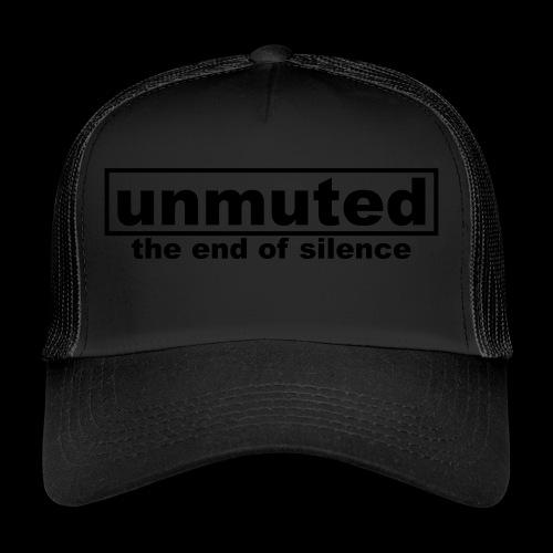 unmuted - Trucker Cap