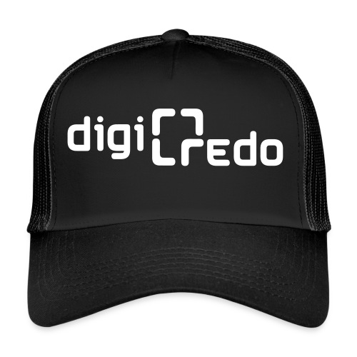 digiredo2 w - Trucker Cap