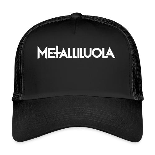 Metalliluola logo - Trucker Cap