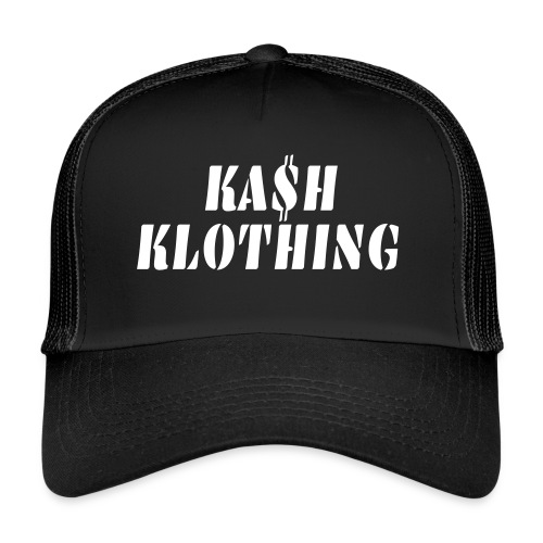 Kash Klothing Hat - Trucker Cap