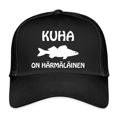 KUHA ON HÄRMÄLÄINEN - Trucker Cap