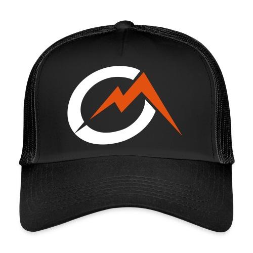 MountainConnect - Logo Style - Trucker Cap