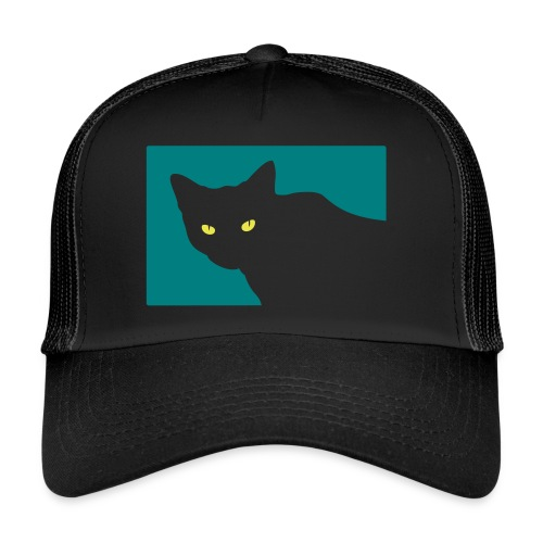 Spy Cat - Trucker Cap