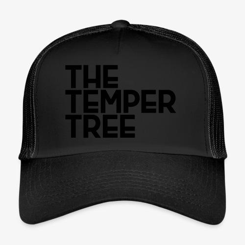 The Temper Tree Schriftzug - Trucker Cap
