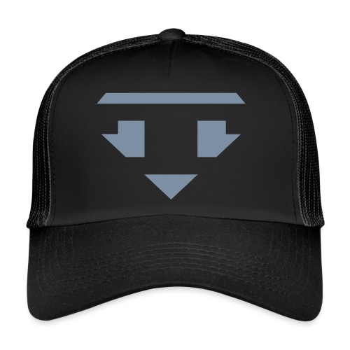 Twanneman logo Reverse - Trucker Cap