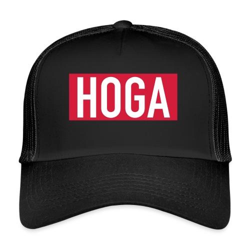 HOGAREDBOX - Trucker Cap