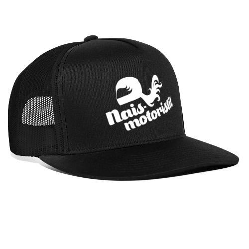 Facebook Naismotoristit - Trucker Cap