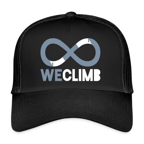 WeClimb.it - maglietta bianca - Trucker Cap