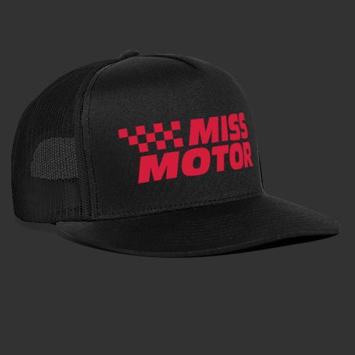 Miss Motor - Trucker Cap
