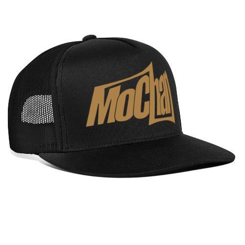 MoChan Logo Persp - Trucker Cap