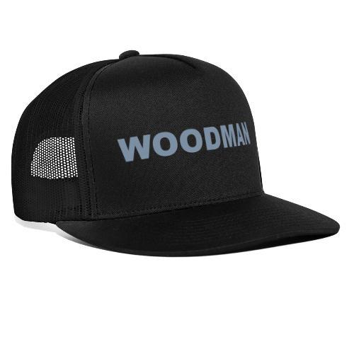 WOODMAN silver - Trucker Cap
