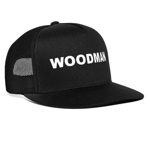 WOODMAN white - Trucker Cap