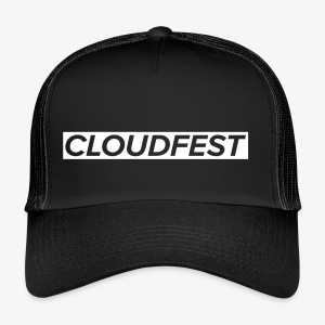 Cloud Festival - Trucker Cap