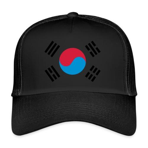 South Korea - Trucker Cap