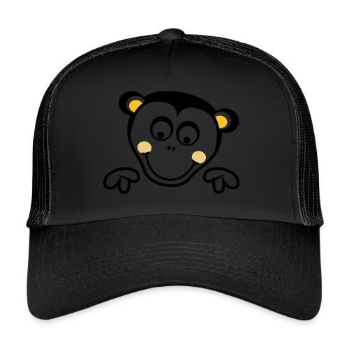 kletterturm_de_logo_affe_ - Trucker Cap