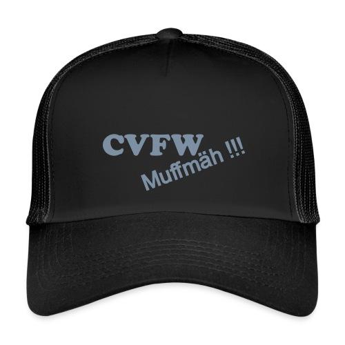 cvfw front1 - Trucker Cap