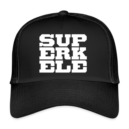 SUPERKELE - Trucker Cap