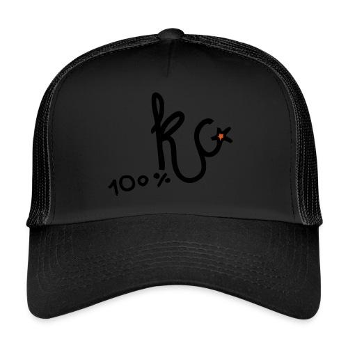 100%KC - Trucker Cap