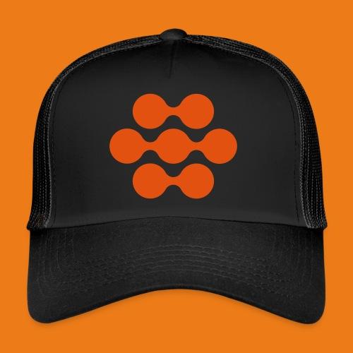 seed madagascar logo squa - Trucker Cap