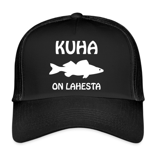 KUHA ON LAHESTA - Trucker Cap