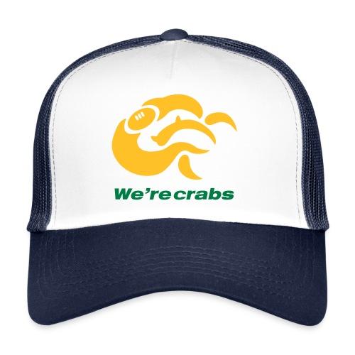 Crazycrab_Australia - Trucker Cap