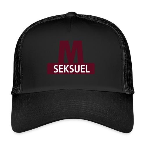 Metroseksuel - Trucker Cap