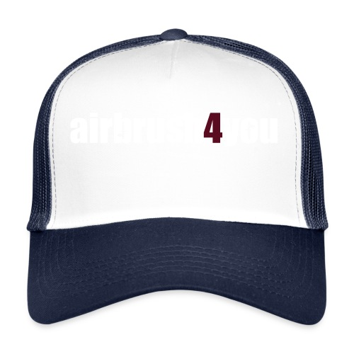 Airbrush - Trucker Cap