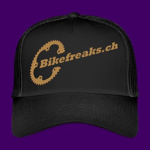 Bikefreaks ch 3 black - Trucker Cap