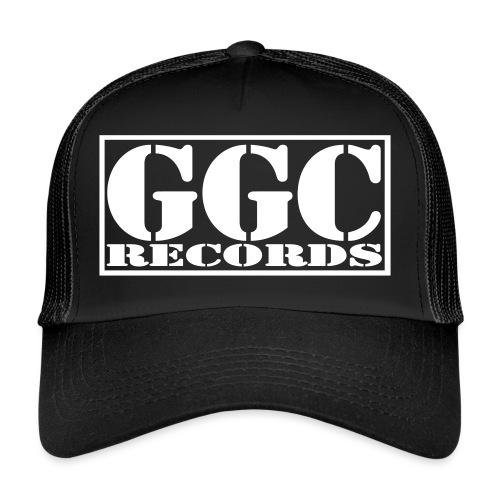 GGC-Records Label-Stempel - Trucker Cap