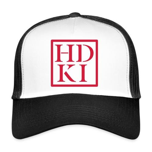 HDKI logo - Trucker Cap