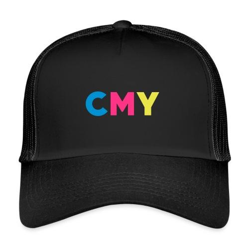 CMYK - Trucker Cap