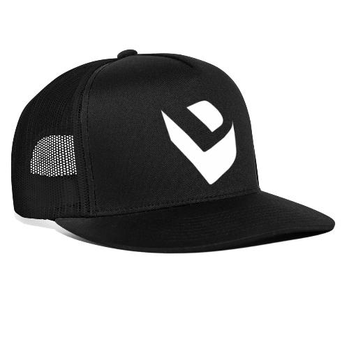 Extruded D (white) - Trucker Cap