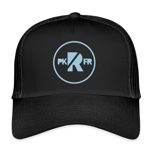 PKFR Parkour Rostock Logo - Trucker Cap