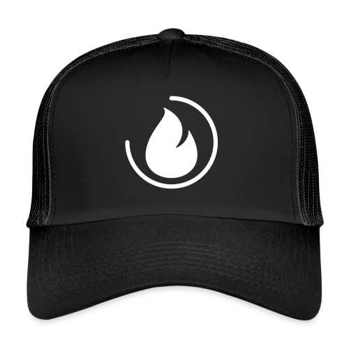 mubo flame - Trucker Cap