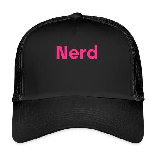 Nerd pink Cap - Trucker Cap