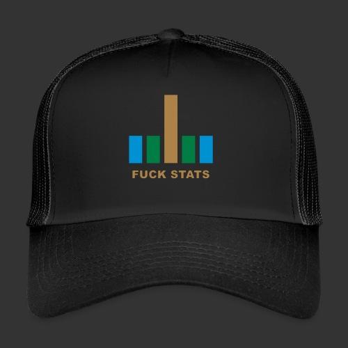 F*CK Stats - Trucker Cap